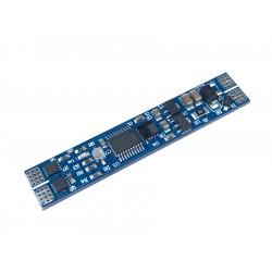 LED ovladač do profilu PROXIMITY, detektor přiblížení, 8A, 12-24VDC, LED podsvícení
