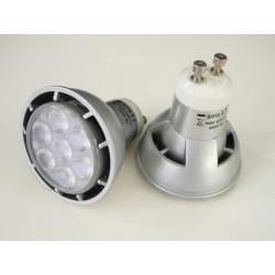 LED žárovka GU10 7W SANAN