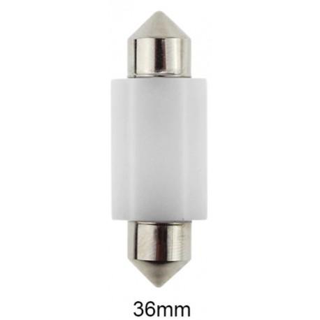 LED sufitka 36mm SMD 3030 keramická bílá