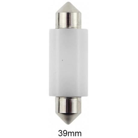 LED sufitka 39mm SMD 3030 keramická bílá