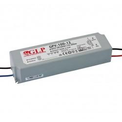 LED zdroj 12V 100W GLP GPV-100-12 IP67