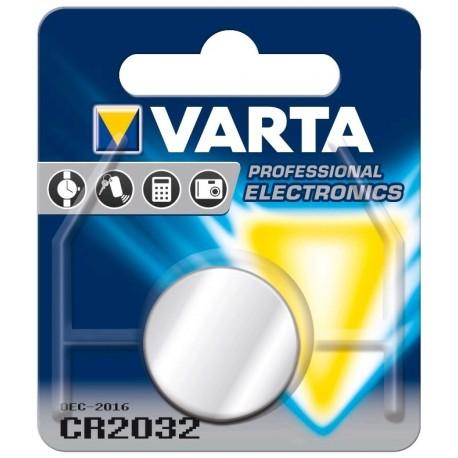 Varta knoflíková baterie lithiová CR2032