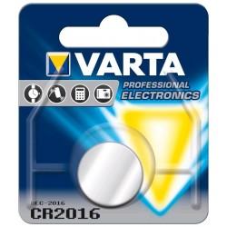 Varta knoflíková baterie lithiová CR2016