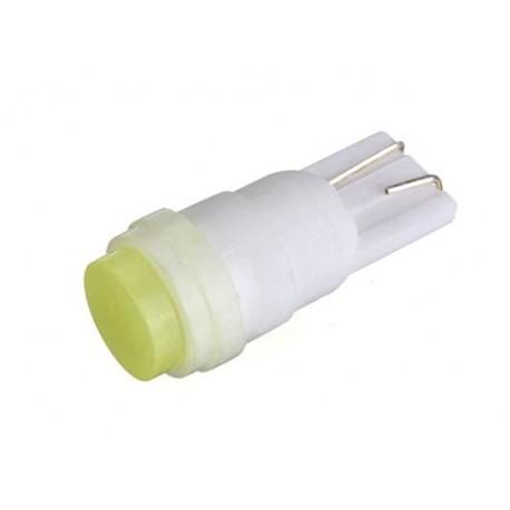 LED žárovka T10 W5W keramická 1W bílá