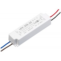 LED zdroj 24V 35W - LPV-35E-24