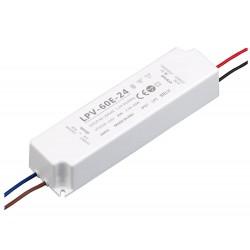 LED zdroj 24V 60W - LPV-60E-24