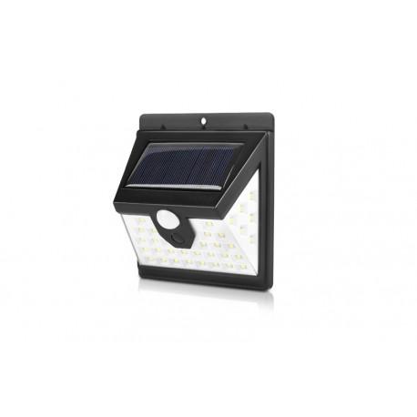 Solární osvětlení 40 LED se senzorem pohybu a soumraku