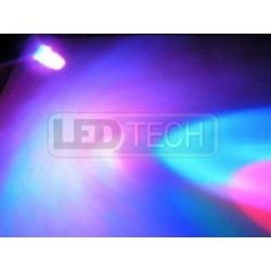 LED dioda multicolor 5mm - 6 barev - 2pin - rychlá
