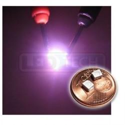 LED smd dioda 3528 PLCC-2 růžová - 200mcd / 120°